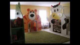 Игровая детская комната, идеи и мебель(, 2015-06-15T19:44:39.000Z)