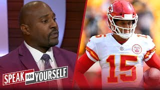 Whitlock and Wiley talk Brady, Belichick relationship, Mahomes' success   NFL   SPEAK FOR YOURSELF