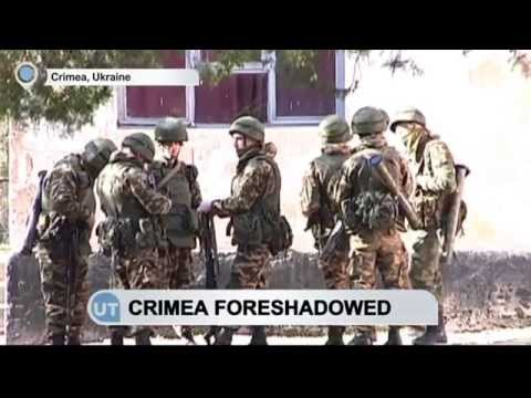 Crimea Annexation Foreshadowed: Report says insider traders had prior knowledge of Russian invasion