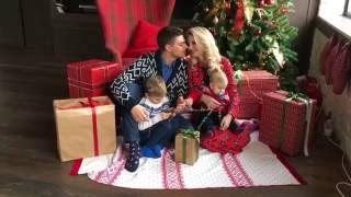 видео Идеи для Новогодней фотосессии в семейном кругу