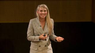 After baby, don't bounce back. Bounce forward! | Tiffiny Hall | TEDxDocklands