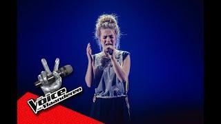 WAUW! Luka's 'Troy' gaat door merg en been | Finale | The Voice van Vlaanderen | VTM