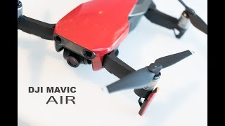 MAVIC AIR first look in Australia, DJI Launch [with Georges CamerasTV]