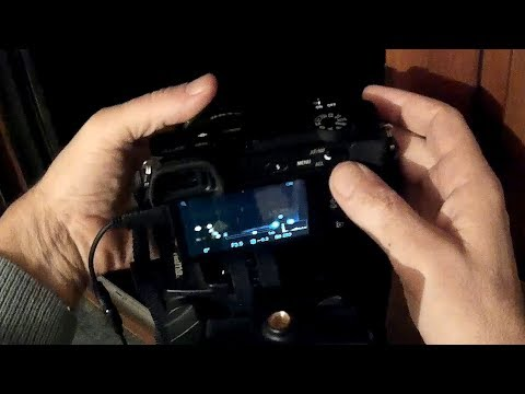 How to photograph stars and make night time lapse with Sony a6300 and kit lens