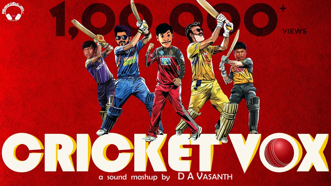 Cricket Vox | D A Vasanth | Sathish | Isaipettai