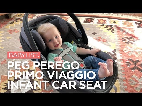 Peg Perego Primo Viaggio 4-35 Infant Car Seat Review - Babylist