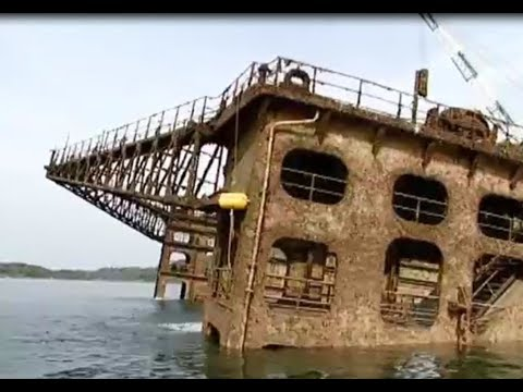 Wijsmuller Salvage - Refloating of a drydock in the Andaman islands