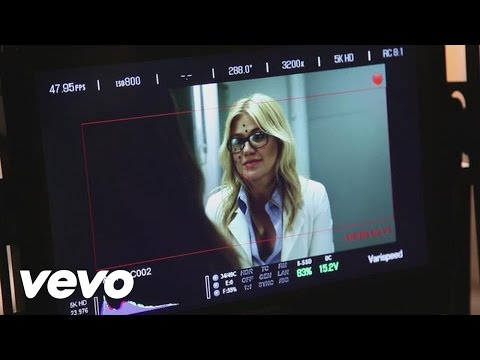 Kelly Clarkson - Behind the Scenes of People Like Us