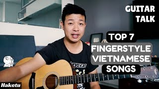Top 7 bài fingerstyle VPOP cực kỳ hay nên tập