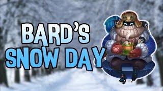 BARD'S SNOW DAY