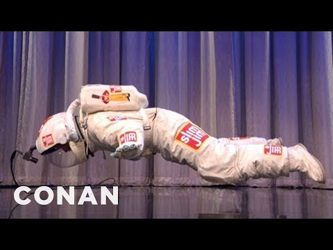 The World's Shortest Free Fall is listed (or ranked) 16 on the list The Very Best Viral Conan Clips of 2012