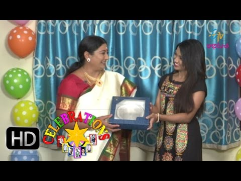 Celebrations - Devi Sree Cine Artist - 23rd April 2016 - సెలబ్రేషన్స్ – Full Episode