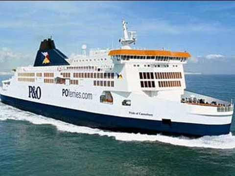 P&O Ferries Dover Calais