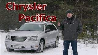 Chrysler Pacifica/Крайслер Пасифика