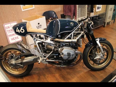 bmw r nine t custom project 46works clubman racer youtube. Black Bedroom Furniture Sets. Home Design Ideas