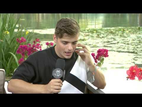 Martin Garrix Interview - Coachella 2017