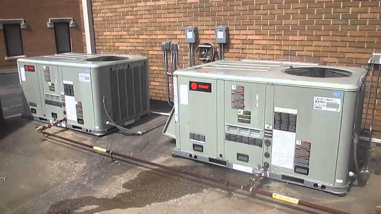 Mooresville Trane HVAC, Trane HVAC Installation, Trane HVAC ...