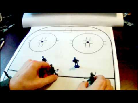 Hockey - New to Forward (or Fun with Army Men)