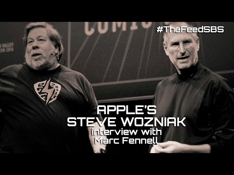 Steve Wozniak on busting Apple myths and prank calling Kissenger - The Feed