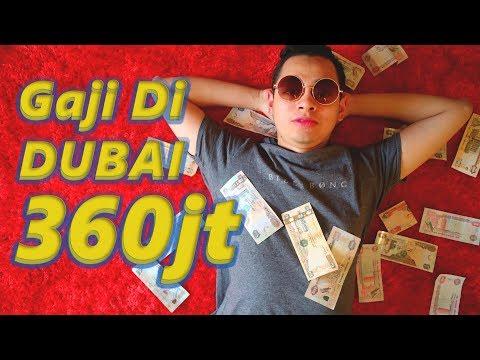 GAJI PEKERJA DI DUBAI