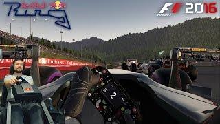 Сончик VS Хэмилтон - кто кого? Напряженное Гран-при Австрии Red Bull Ring McLaren-Honda - F1 2016