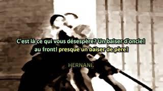 Gambar cover Hernani audio et texte fr  Victor Hugo