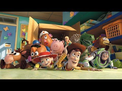 Toy Story 3 Full Movie Walkthrough