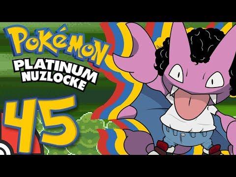 Pokemon Platinum NUZLOCKE Part 45 - TFS Plays
