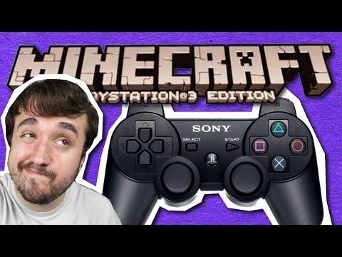 Minecraft para Playstation 3 (PS3) - É bão?