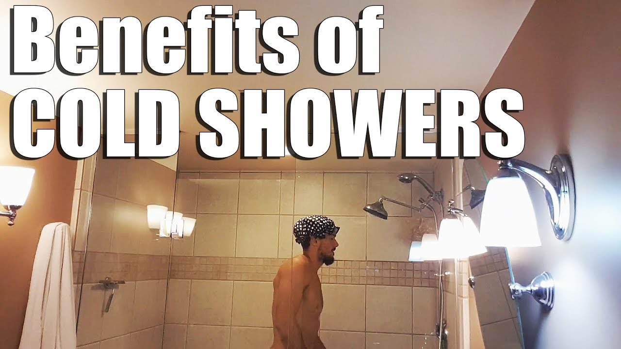 Health Benefits of Cold Showers, Water Therapy or Hydrotherapy - YouTube
