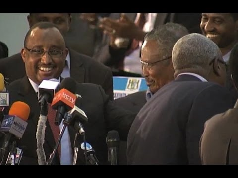 Puntland has a new president