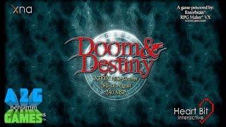 Doom & Destiny - JRPG Made in Italy! - Gameplay ITA