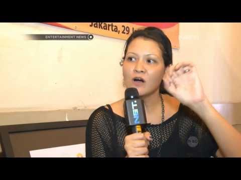 Entertainment News - Melanie Subono jadi Duta Anti Perbudakan Modern