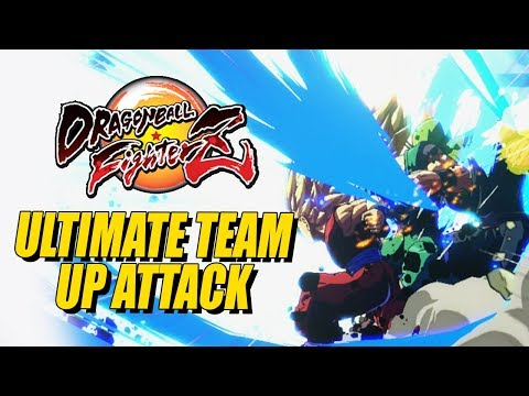 ULTIMATE TEAM UP ATTACK! DragonBall FighterZ - Online Matches(Beta)