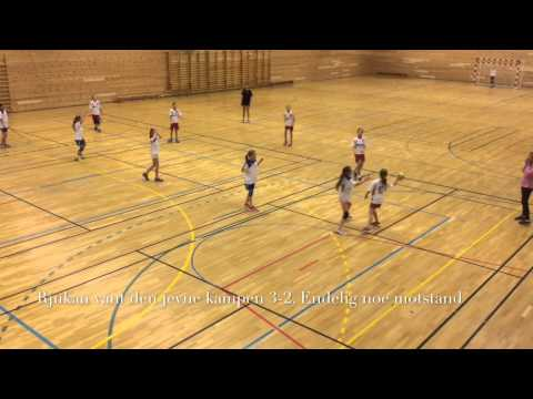Rjukan håndball - Jenter 10 år , veien mot Eliteserien begynner her