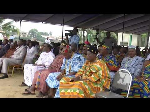 Togo, UNE SEMAINE DE PURIFICATION
