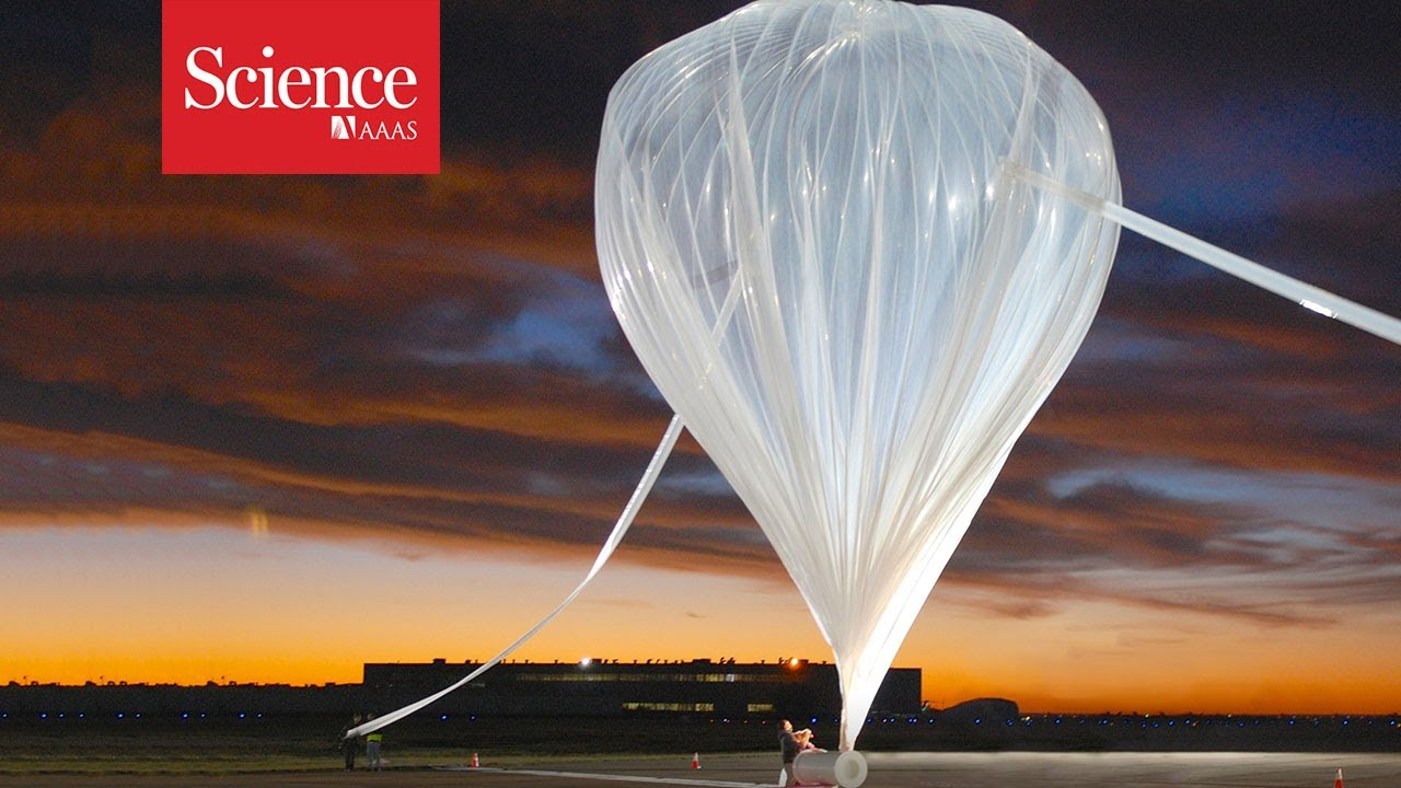 Commercial balloons in the stratosphere could monitor