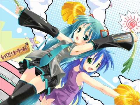 Nightcore - Lucky Star Theme