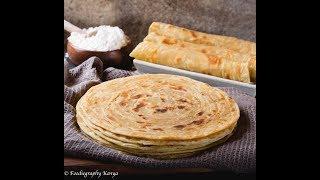 Soft Layered Kenyan Chapati&#39s (4 ways)