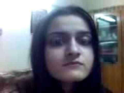 Beautiful Pakistani Girl Make Aashiqui On Web Camera