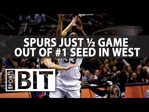 Sports BIT   Atlanta Hawks vs San Antonio Spurs