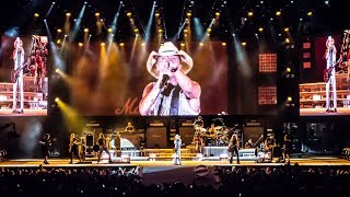 Kenny Chesney on tour with Nexo STM and SSL supplied by Morris Light & Sound