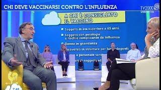 Vaccino antinfluenzale 2017: cosa fare
