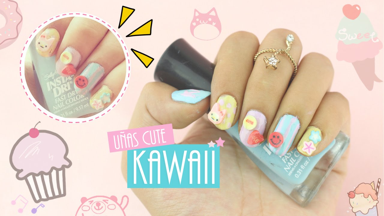 - Nail Art Kawaii Akari Beauty - YouTube