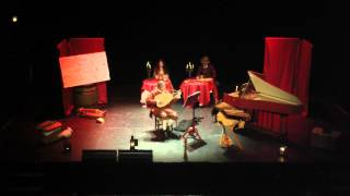 The Hornpipe, luth renaissance - Arnaud LACHAMBRE - Live