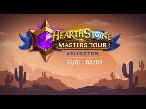 🔴 Hearthstone Masters Tour 2020 Arlington • День 1