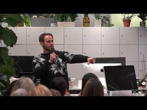 Tim Hole - Being Bold and Brilliant | Tim Hole | TEDxGreekStWomen