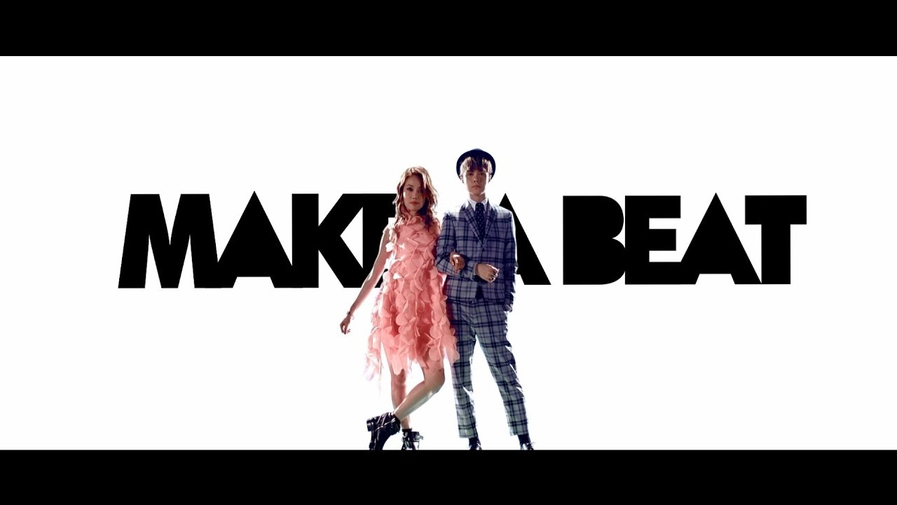 容祖兒 Joey Yung & 張敬軒 Hins Cheung《Make a Beat》[Official MV]