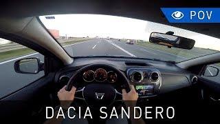 Dacia Sandero Stepway Laureate TCe 90 S&S (2018) - POV Drive | Project Automotive
