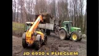 Traktory   v akci